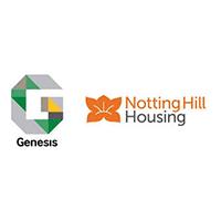 Genesis Notting Hill logo
