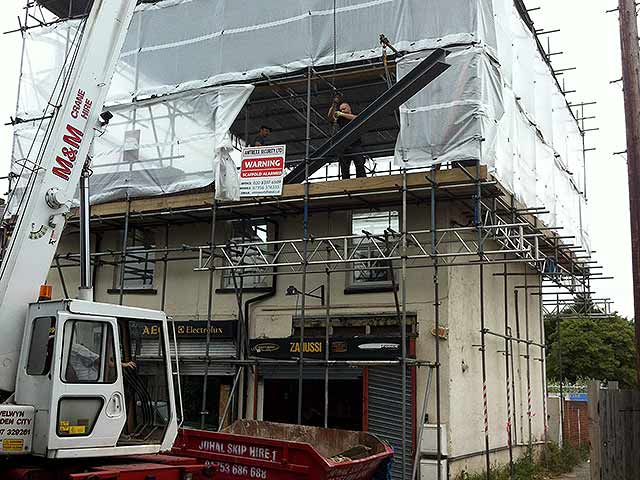 Millstar Construction Roof-Renewal and Refurbishment