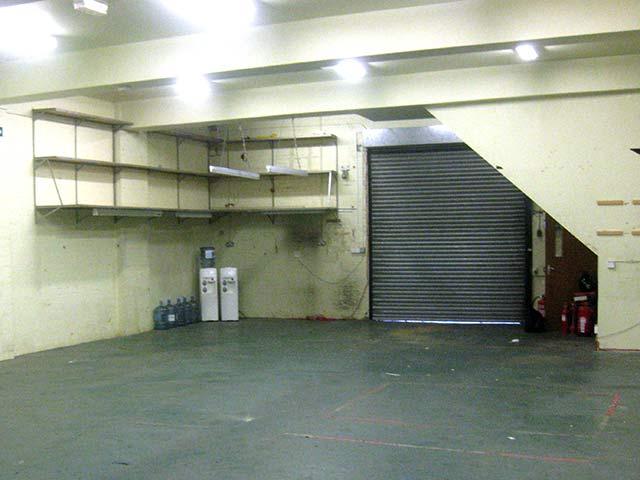Millstar Construction Warehouse Conversion Inside