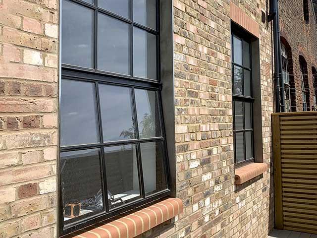 Millstar Construction Warehouse Conversion Windows